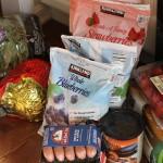 Costco groceries