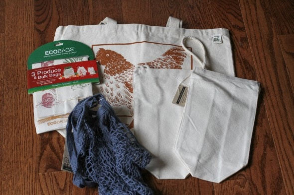 ecobags giveaway