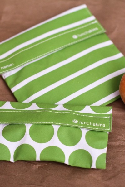 Subscription Box Swaps Lunchskins Reusable Storage Bag Duo