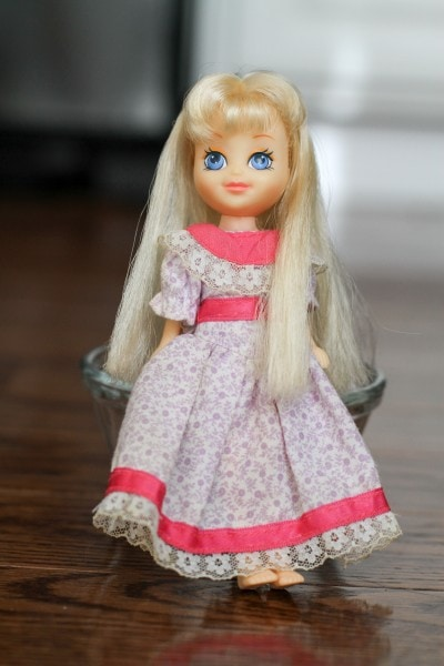 frizzy doll hair fix