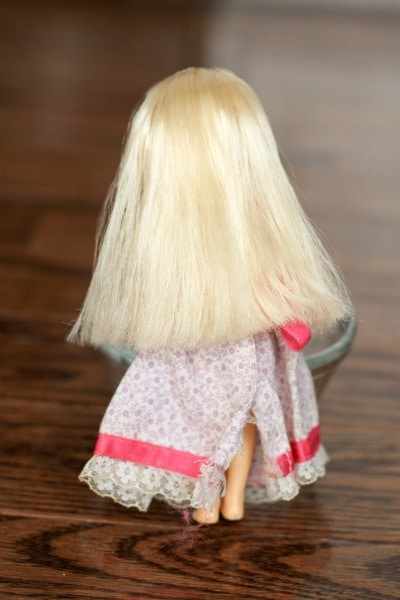 megan my little pony doll hair