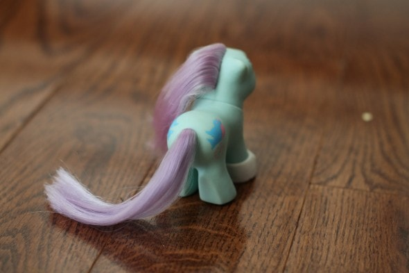 my little pony after fixing