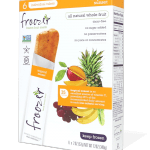 Win a case of Froozer frozen fruit sticks!