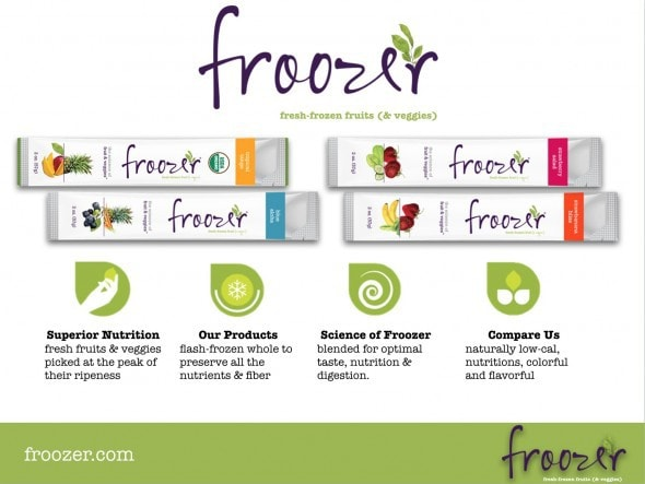 froozer giveaway
