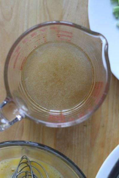 sauce for Pad Thai