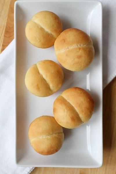 cornmeal buns