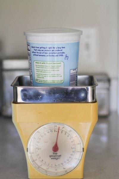 Does homemade yogurt produce less trash? - The Frugal Girl