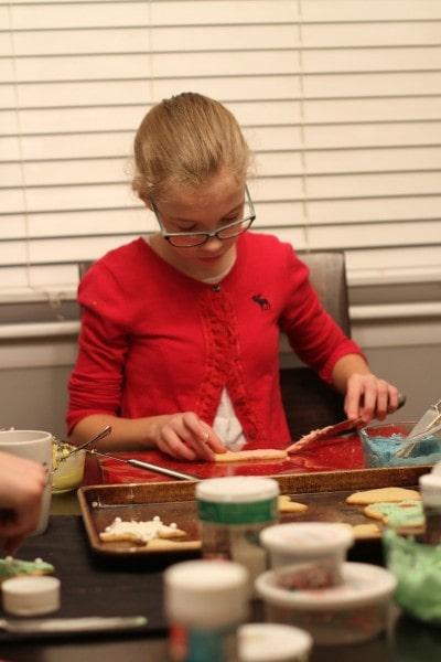 sonia christmas cookie
