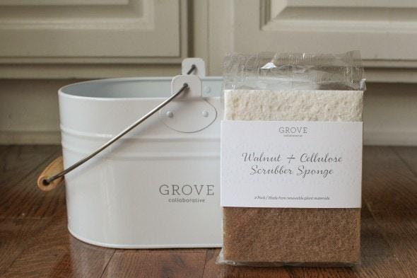 Grove sponges