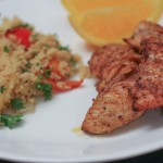 52 New Recipes, Week 4 | Caribbean Chicken with Couscous