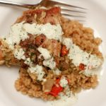 52 New Recipes, week 7 | Arroz con Pollo
