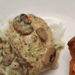 52 New Recipes, Week 10 | Chicken with Pesto Cream Sauce