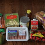 What I Spent, What We Ate | A haphazard shopping week