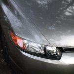 A cloudy headlight fix recommendation