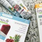100% whole fruit frozen snacks that taste good? Yup!