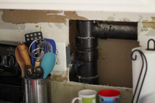 septic vent repair