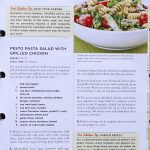 52 New Recipes | Grilled Chicken Pesto Pasta Salad