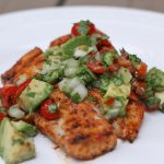 52 New Recipes | Grilled Mahi Mahi + Moroccan Chicken Salad