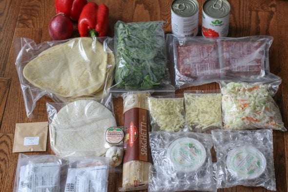 An honest review of Dinnerly - The Frugal Girl