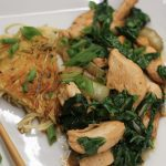 52 New Recipes | Chicken Stir-Fry with Noodle Cake