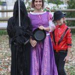 Michael Jackson, a Nazgul, Rapunzel, and Flynn Rider!