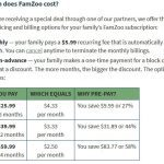 How we do allowance with FamZoo
