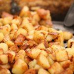 The secret to making really good potato cubes