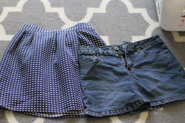 Thredup skirts