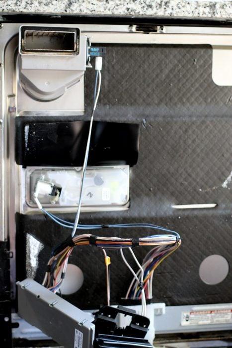 Kitchen Aid Dishwasher Door