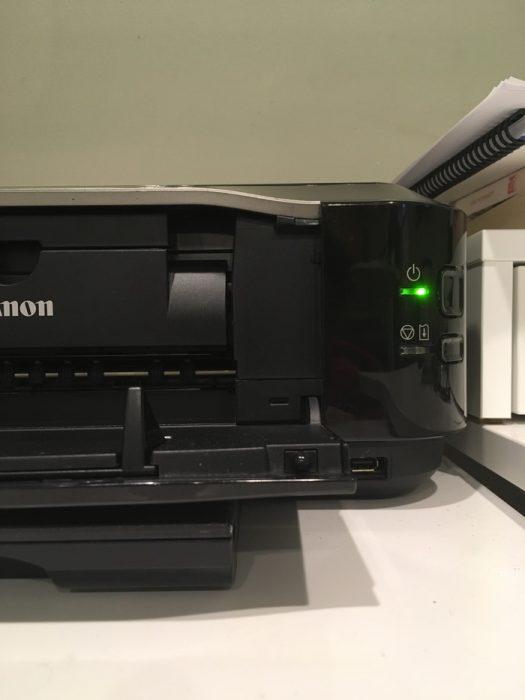 Old Canon printer