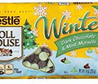 Nestle Toll House Dark Chocolate and Mint Morsels, 10 Ounce