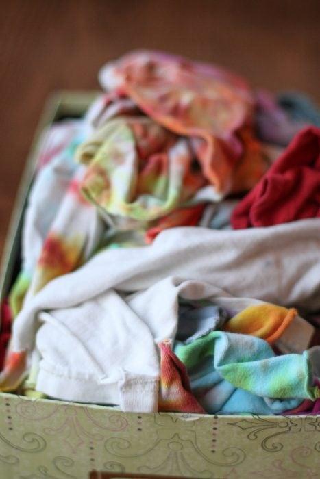 Paper Towels and Wash Clothss