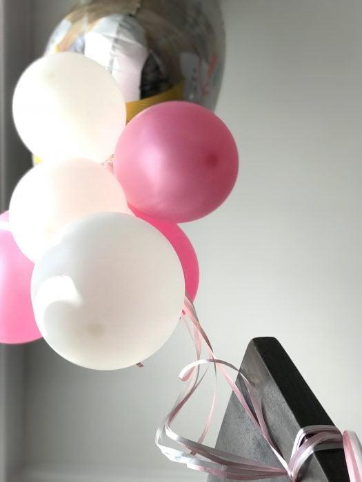 születésnapi lufi