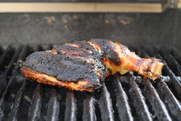 frango queimado