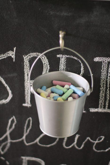 chalk bucket