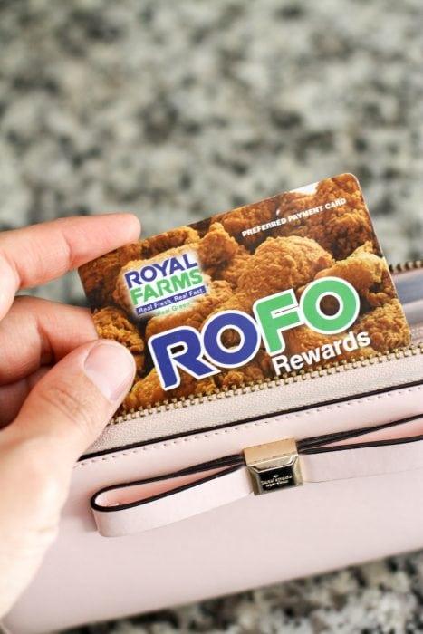 rofo card