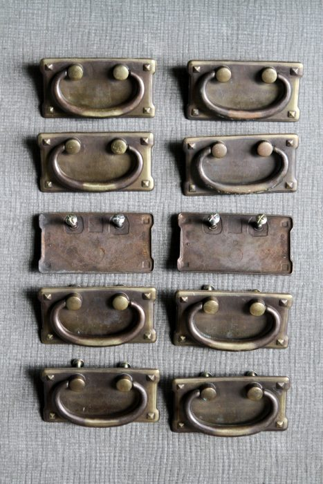 Bassett Craftsman drawer pulls