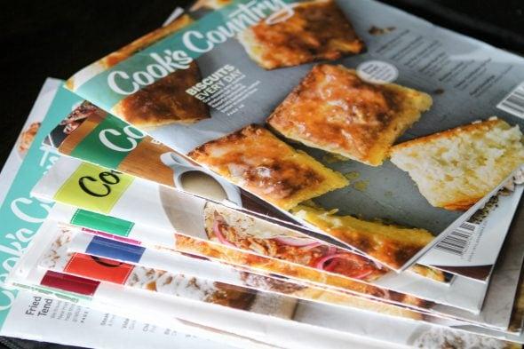 kekacauan majalah memasak