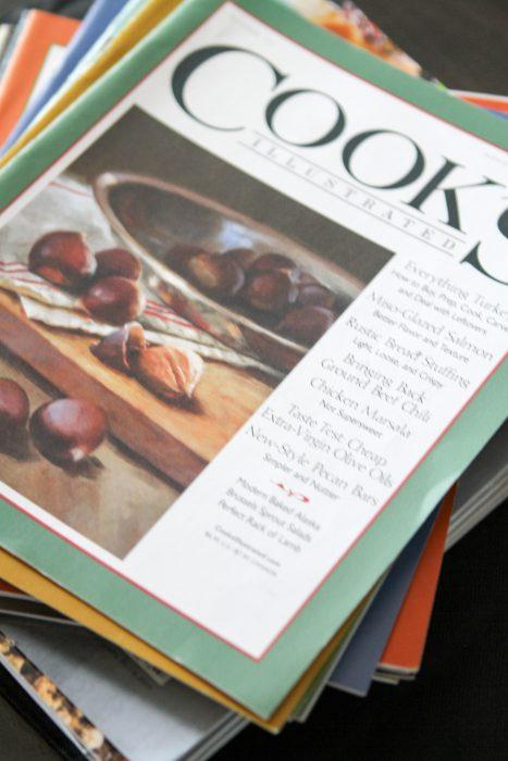 Cook's Illustrated časopis