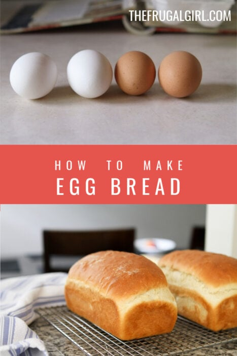 How to make egg bread