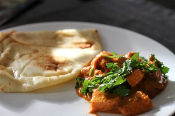 Cook's Illustrated butter chicken