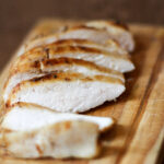 brineraded chicken breast