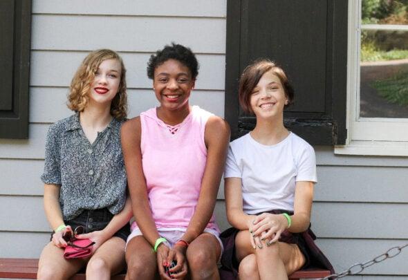 Sonia, Zoe, and Zoe