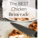 The best chicken brinerade
