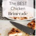 The best chicken brinerade