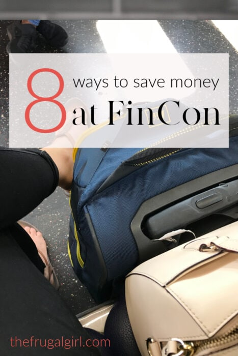 8 ways to save money at FinCon