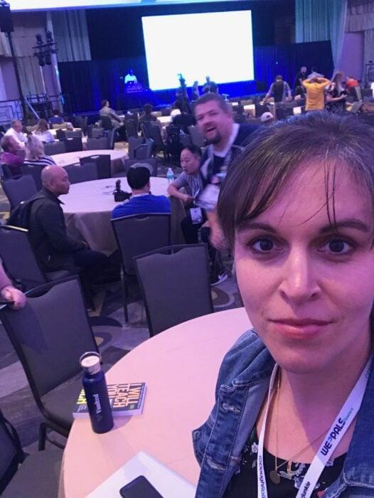 Kristen at Fincon