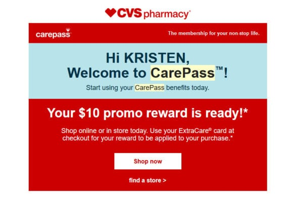 CVS CarePass