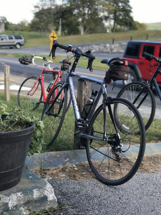 camping bikes