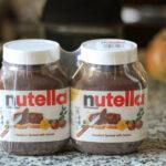 Costco Nutella